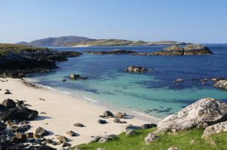 Western Island of Scotland