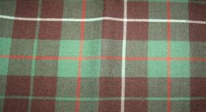 different tartans MacKinnon hunting