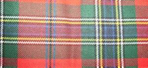 different tartans Maclean modern
