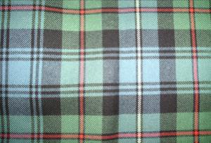 different tartans Robertson hunting