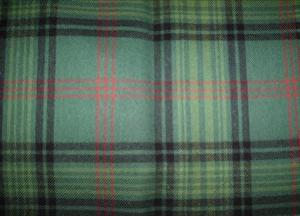 different tartans Ross hunting