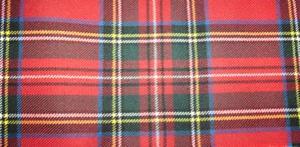 different tartans Royal Stewart