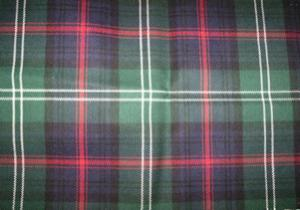 different tartans Sutherland ancient