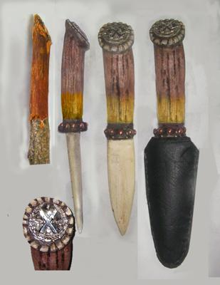 A Home Grown Sgian Dubh
