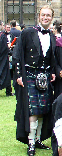 kilts for graduation