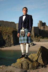 Isle of Man kilt National tartan
