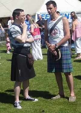 kilt wearers