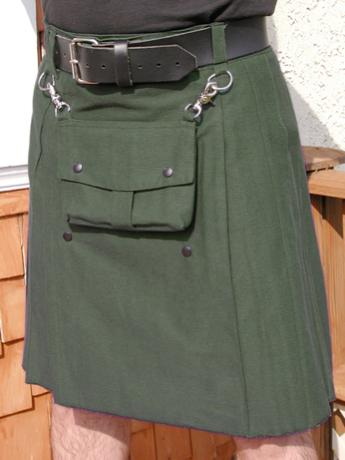 contemporary American kilts