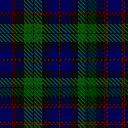 black watch kilt red hackle tartan