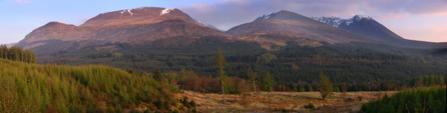 Highlands of Scotland Ben Nevis