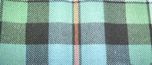 different tartans Campbell ancient