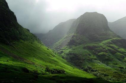 kilt Scotland photos Glencoe Pass