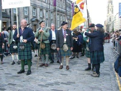Scottish Irish clans