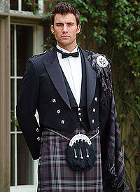formal kilt