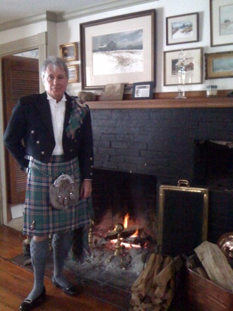 your kilt photos 2 Jim at home