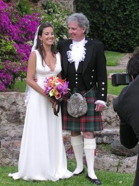 your kilt photos 2 Jim's daughtre's wedding